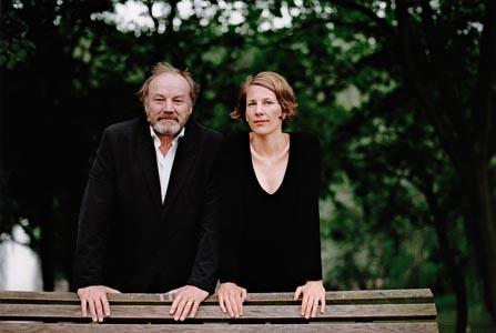 Maria Magdalena Wiesmaier und Klaus Maria Brandauer
